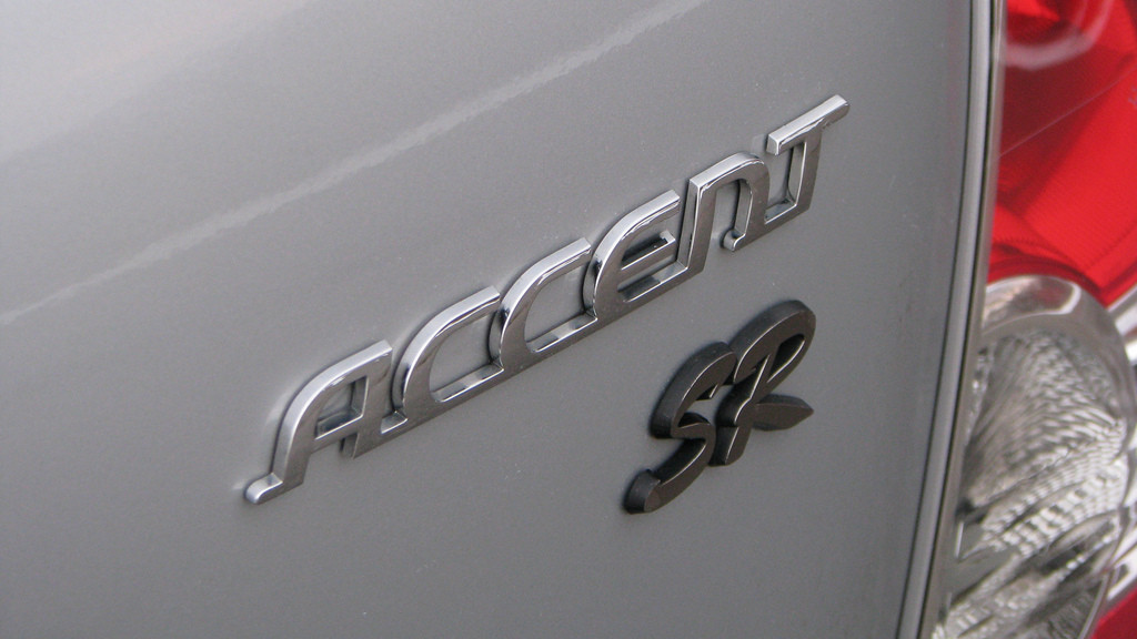 2007 Hyundai Accent SR Limited Edition by Michael Gil, on Flickr